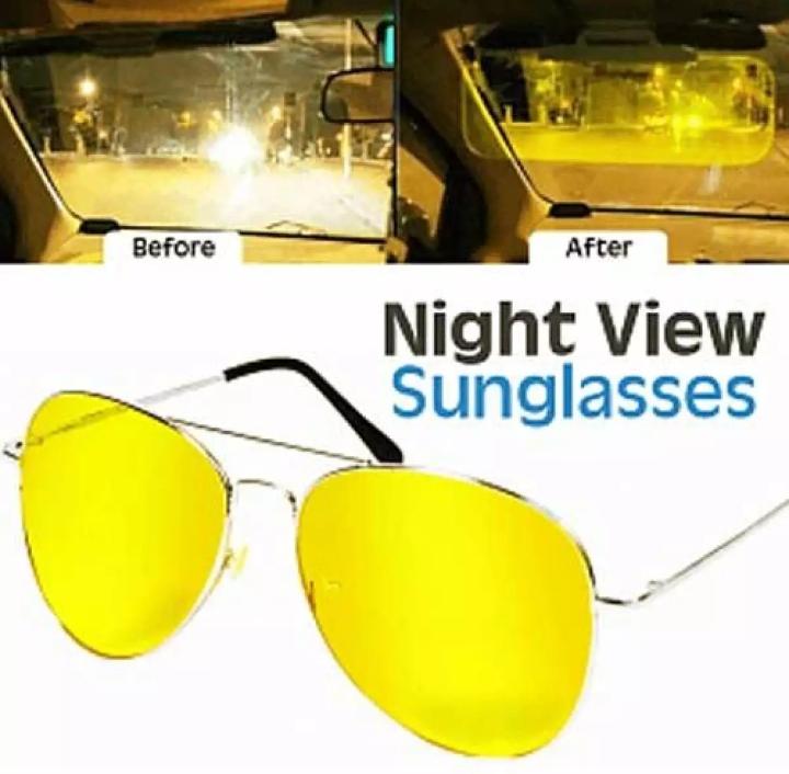 NIGHT VIEW SUNGLASSES