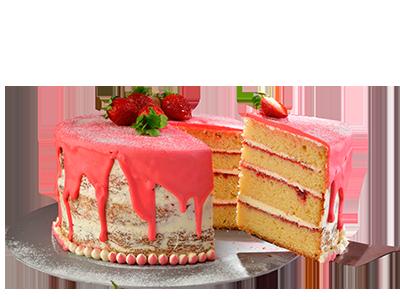 TEA INSPIRED CAKES