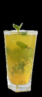 Moroccan Mojito Mocktail