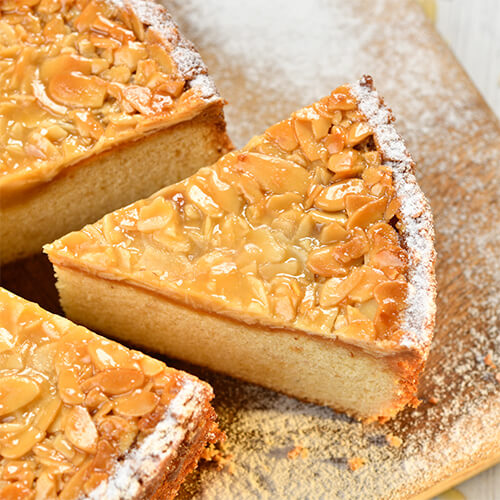 Almond Flavoured Cake