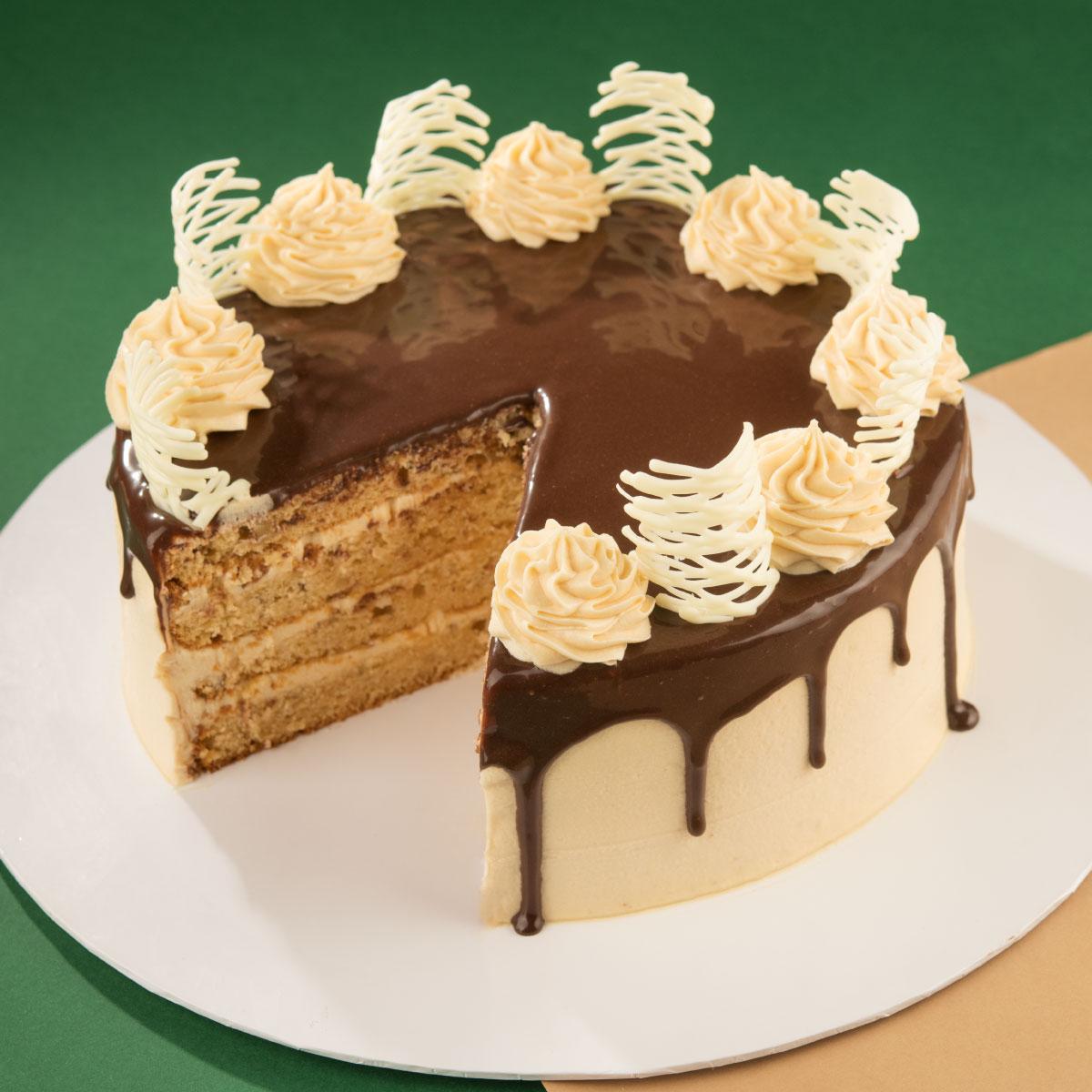 Almond Roca Caramel Cake - 1.5kg