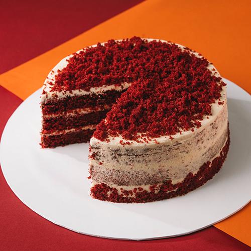 Red Velvet Cake - 1Kg